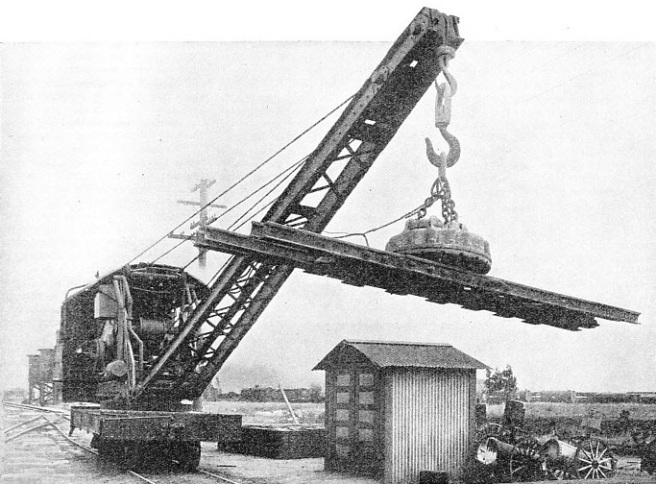Lifting a Rail-Crossing Assembly