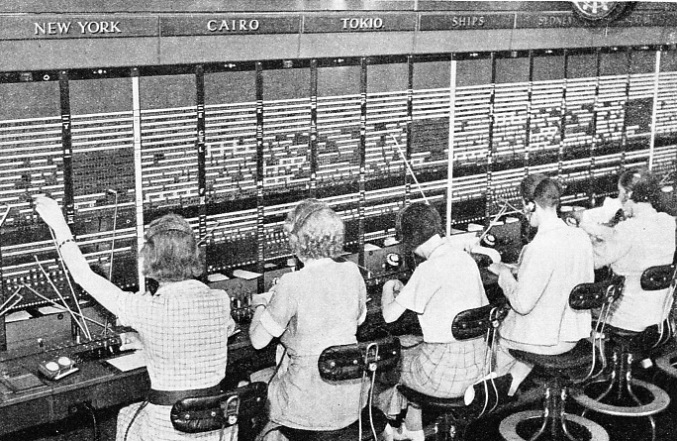 Switchboard at Faraday Building