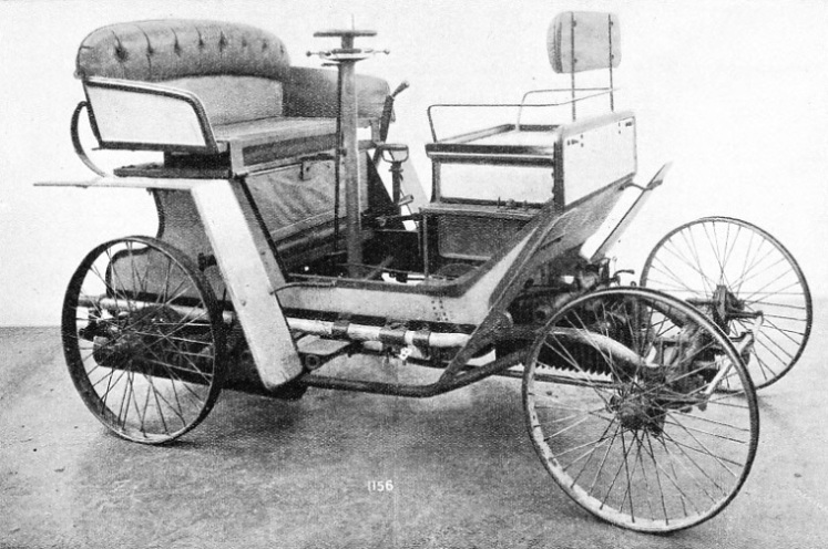 Darracq Car of 1898