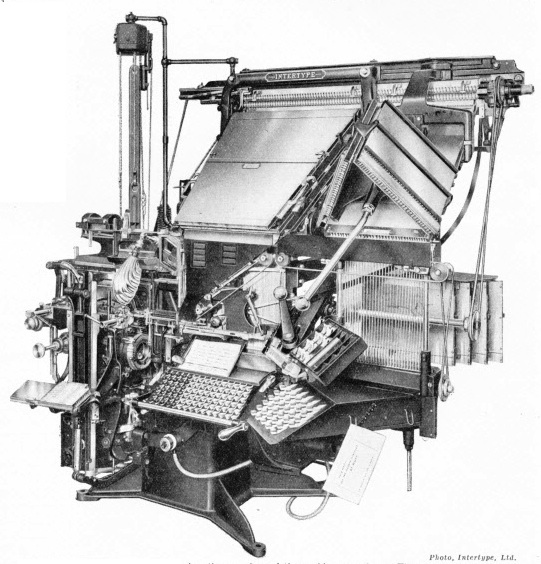 An Intertype Machine