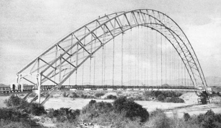 The Birchenough Bridge