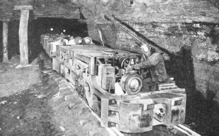 Underground Electric Railways