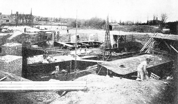 FOUNDATIONS FOR THE EIFFEL TOWER