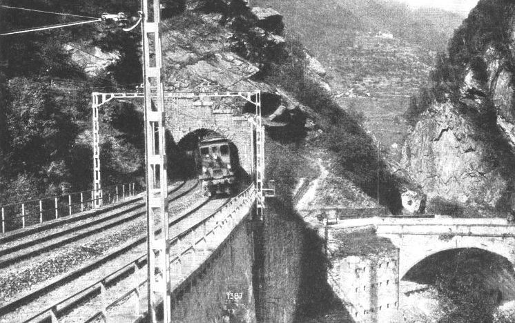 THE ST. GOTTHARD RAILWAY