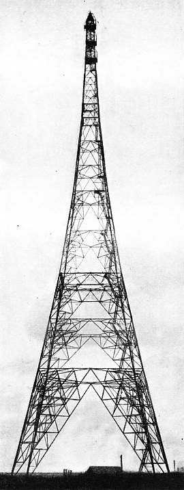 ONE OF THE TOWERS at Dagenham, Essex, where the Grid crosses the Thames